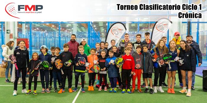 TORNEO CLASIFICATORIO MADRID CICLO 1