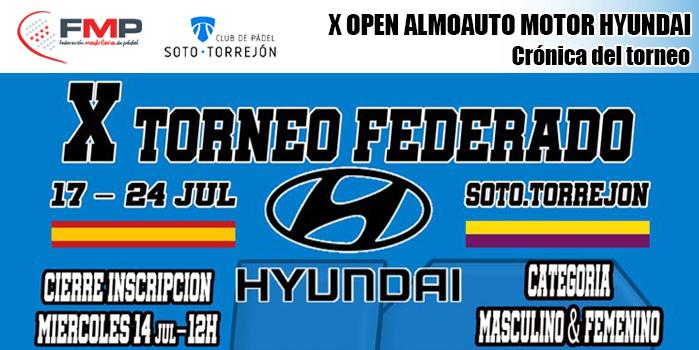 X OPEN ALMOAUTO MOTOR HYUNDAI