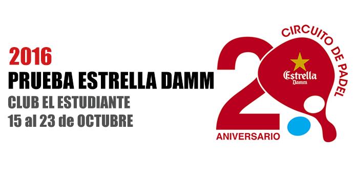 20 ANIVERSARIO DEL CIRCUITO DE PÁDEL ESTRELLA DAMM