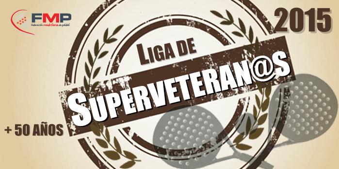 ABIERTO PLAZO DE PREINSCRIPCION LIGA SUPERVETERANA/OS 2015